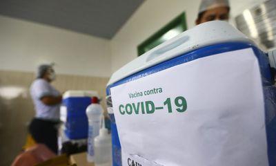 Paraíba é o 4° estado com a população mais vacinada contra covid no Brasil