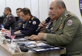 Comandante-Geral da PMPB participa de encontro com o Ministro Raul Jungmann