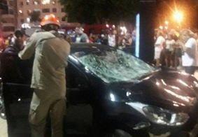 Urgente: Motorista perde controle e atropela 15 pessoas em Copacabana