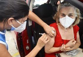 Confira quem pode se vacinar contra á Covid-19 nesta segunda, em JP