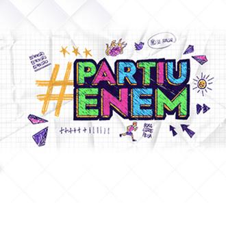 Partiu Enem - Bloco 1 - 05 12 2020