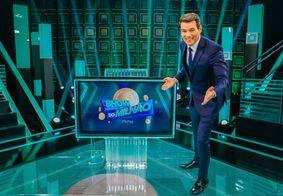 Celso Portiolli comanda Show Do Milhão PicPay.