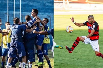 Atlético-PB vence e Campinense empata; veja como foi a tarde dos paraibanos na Série D
