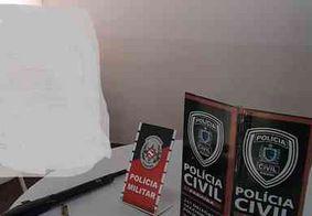Homem é preso suspeito de utilizar bar para comercialização de drogas, na PB