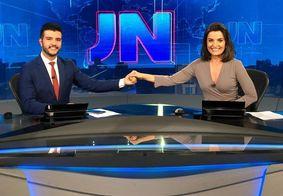 Os 27 jornalistas que apresentaram o JN vão integrar equipe fixa em 2020, diz Matheus Ribeiro