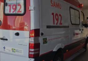 Colisão entre motos deixa um ferido na Zona Sul de João Pessoa