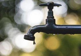 Cinco bairros de João Pessoa ficam sem água nesta quarta-feira (16)