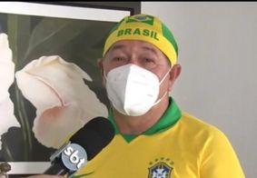 Pai de Matheu Cunha deu entrevista à TV Tambaú após ouro do Brasil