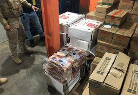 Polícia apreende mais de 2 mil kg de carne fruto de estelionato em Campina Grande e região
