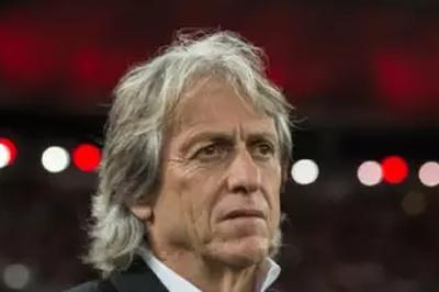 Jorge Jesus não é mais técnico do Flamengo