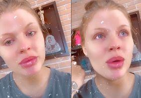 """Luisa Sonza se pronuncia após fotos divulgadas com Vitão: """"Tá tudo tão errado"""""""