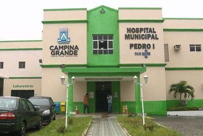 Hospital Pedro I, em Campina Grande