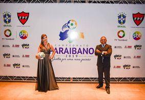 Veja imagens da festa de premiação dos melhores do Campeonato Paraibano 2019