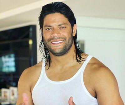 Hulk está de férias na capital paraibana