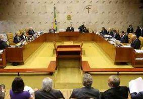 STF tem primeira sessão de julgamentos do ano nesta quarta-feira (5)
