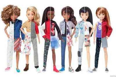 Empresa lança linha de bonecas pautada na diversidade de gênero