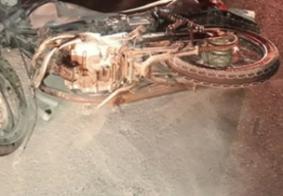 Motociclista é socorrido em estado grave após colisão no interior da PB