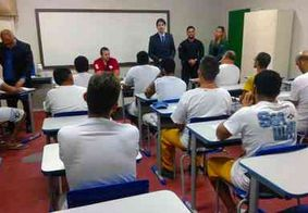 Detentos concluem curso de pedreiro em penitenciária de João Pessoa