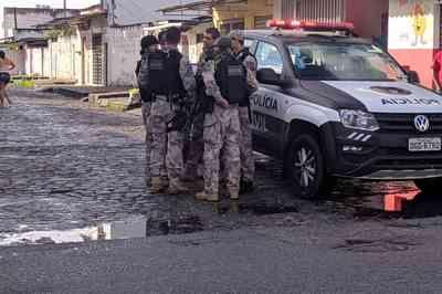Operação do GOE cumpre mandados contra assalto ao Fisco em João Pessoa