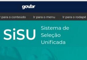 Site do Sisu