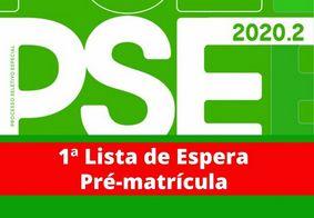 IFPB convoca candidatos da 1ª chamada da lista de espera do PSE; confira lista