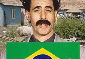 'Borat 2' faz piada com Bolsonaro e compara com Kim Jong-Un