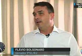 Juíza proíbe Globo de exibir documentos do processo sobre Flávio Bolsonaro