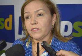 Eva Gouveia desiste de disputar a Câmara Federal