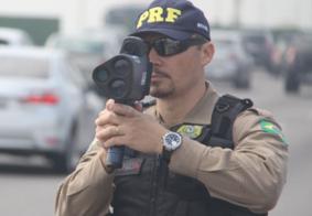 Fiscalização com radares em rodovias federais deve ser retomada até esta segunda