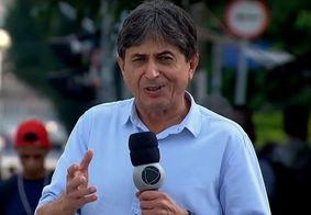 """Repórter da RecordTV quebra silêncio sobre acusações de assédio: """"Não é verdade"""""""