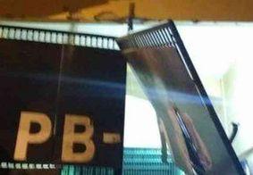 Chefe de quadrilha resgatado do PB-1 é condenado a 42 anos de prisão