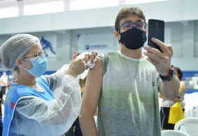 Campina Grande vacina pessoas com 33 anos ou mais nesta quarta (28)