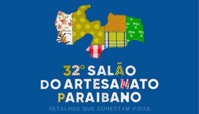 Saiba como participar das consultorias do 32° Salão de Artesanato Paraibano