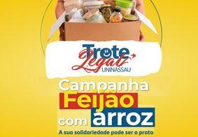 Corrente do bem: UNINASSAU João Pessoa promove campanha Trote Legal