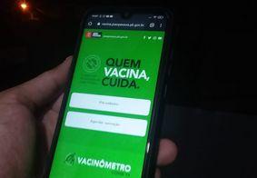João Pessoa vacina maiores de 60 anos; veja passo a passo como fazer o pré-cadastro