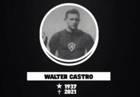 Botafogo-PB lamenta morte de Walter Castro, goleiro do clube nos anos 60