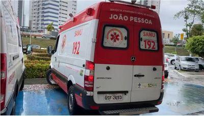 Jovem de 21 anos é baleado nas costas em João Pessoa