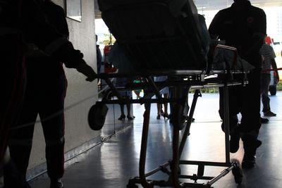 Pacientes foram encaminhados ao Hospital de Trauma de João Pessoa, na Paraíba