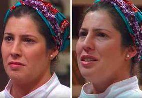 """Adriana manda indireta ao sair do MasterChef: """"Tem gente aqui que paga de pobre"""""""