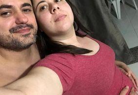 Deputados Sâmia Bonfim e Glauber Braga, do PSol, esperam primeiro filho