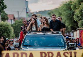 Eduarda Brasil, que se garantiu no The Voice Kids, foi recebida com festa na PB; confira