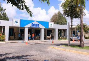 Detran-PB em Mangabeira, na Zona Sul de João Pessoa