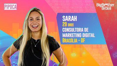 Principais enquetes de sites, blogs e redes sociais apontam saída de Sarah; veja