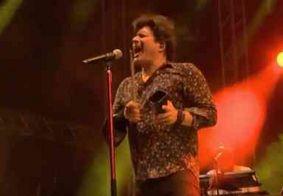 """""""É uma emoção diferente"""", diz Paulo Ricardo sobre tocar no Réveillon de João Pessoa"""