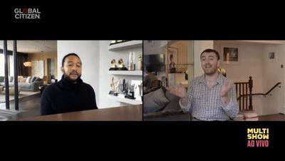 """""""One World"""": Sam Smith e John Legend revivem parceria em """"Stand By Me"""""""