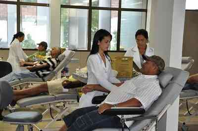 Hemocentro da Paraíba abre domingo para aumentar estoque de sangue