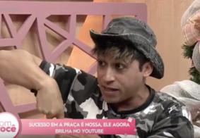 """Vídeo: Bananinha, sucesso em """"A Praça é Nossa"""", é da Paraíba"""