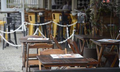 Novo decreto: bares e restaurantes de JP poderão funcionar até meia-noite