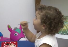 Vídeo: conheça Liz, que ama comer saudável!