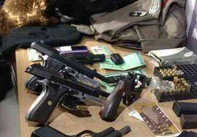 Polícia prende suspeitos de integrar quadrilha especializada em assaltos a Correios, na PB